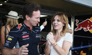 Christian Horner describes the recovery of some trophies as 'good news'